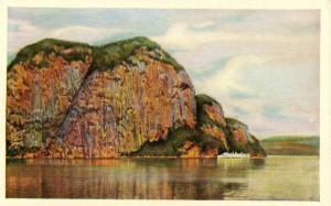Canada - Quebec, Saguenay. Cape Trinity
