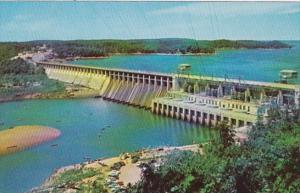 Missouri Bagnell Dam and Lake Of The Ozarks