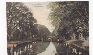 Small Bridge, O. Z. Burgwal, Monnikendam (North Holland), Netherlands, 1900-1...