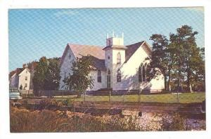 Exterior, Calvary Methodist Church, Smith Island ,Maryland,40-60s