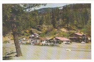 Kanaka Bar, Fraser Canyon, B.C., Canada, 40-60s