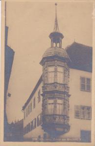RP, Erker Am Bischofl. Palais, WURZBURG (Bavaria), Germany, 1920-1940s