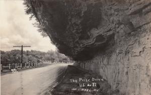 RP; The Prize Drive, U.S. no 71, near NOEL , Missouri , 20-40s