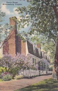 Travis House Williamsburg Virginia 1945
