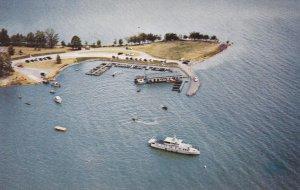 GILBERTSVILLE , Kentucky, 50-60s ; Kentucky Dam Coakley's Village Dock