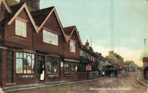 UK Barcombe Street Sussex 03.93