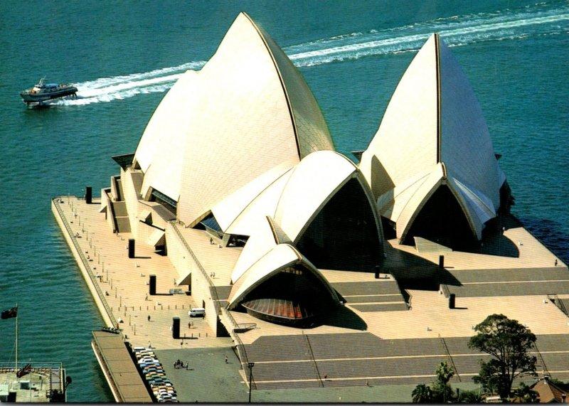 Australia Sydney The Opera House