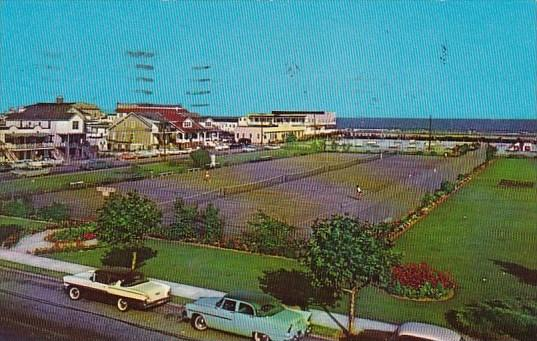 New Jersey Wildwood Fox Park Wildwood By The Sea 1961