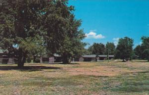 Typical Cabins,  Memorial Camp,  Monticello,  Illinois,  40-60s