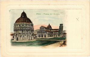 CPA PISA Piazza del Duomo . ITALY (467958)