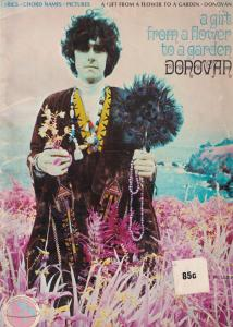 Donovan A Gift From A Flower Sheet Music Guitar Album Photo Book