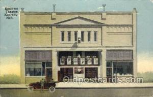 Empress Theatre Kearney, NE, USA 1915