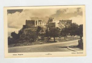 RP  Athens, Greece 20-30s  Propylea #2