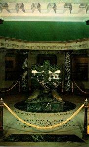 Maryland Annapolis Crypt Of John Paul Jones U S Naval Academy