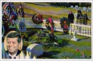 Kennedy Grave, Arlington National Cemetery VA