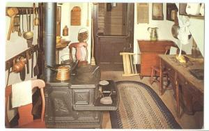Kitchen, Abraham Lincoln's Home, Springfield, Illinois