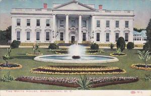 The White House Washington DC 1908