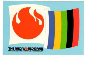 1982 World's Fair, Knoxville Tennessee, Flag