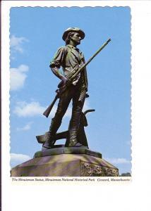 Minuteman Statue, Concord, Massachusetts,