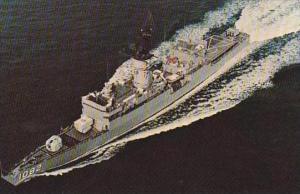 U S S ELMER MONTGOMERY FF-1082