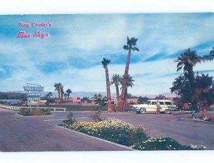Pre-1980 BING CROSBY TRAILER PARK Palm Springs by Anaheim Los Angeles CA AE3079