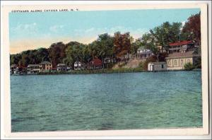 Cottages, Cayuga Lake NY