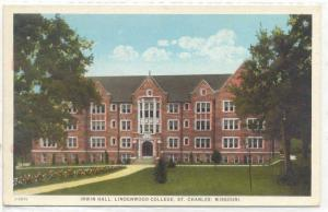 Irwin Hall, Lindenwood College, St. Charles, Missouri,  00-10s