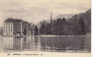 Annecy (Haute-Savoie), France, 1900-1910s ; L'Imperial Palace Hotel