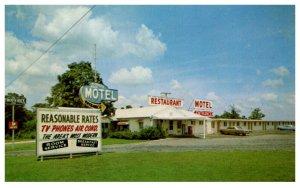Missori Neosho  PlymouthRock Inn Motel and Restaurant
