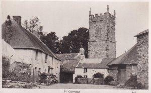 RP; ST. CLEMENT, Cornwall, England, 1900-1910's; St. Clement Civil Parish