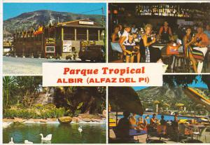 Parque Tropical Albir Alfaz Del Pi Alicante Spain
