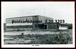 3203 - DUHAMEL Quebec 1950s School. Real Photo Postcard