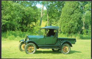 Classic Truck Postcard 1927 FORD Model T Roadster Pick-Up