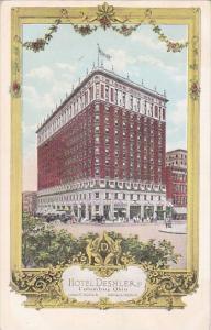 Hotel Deshler Columbus Ohio