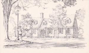 Virginia Williamsburg Chowning's Tavern