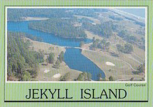 A Golfer's Paradise, Jekyll Island, Georgia, 50-70s