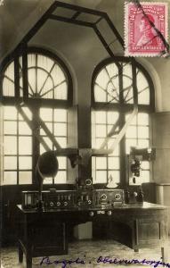 colombia, BOGOTA, Observatory Interior (1920s) RPPC