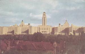 Montreal University, Montreal, Quebec, Canada, PU-1969