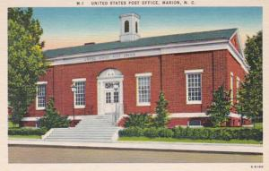 North Carolina Marion Post Office