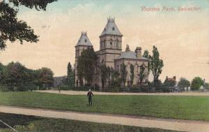 Victoria Park, Leicester, England, UK, 1900-1910s