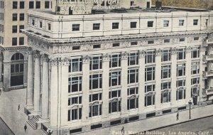 LOS ANGELES , California , 1900-10s ; Pacific Mutual Building