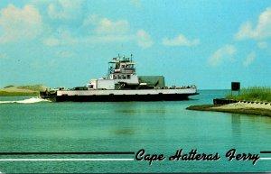 North Carolina Cape Hatteras Ferry