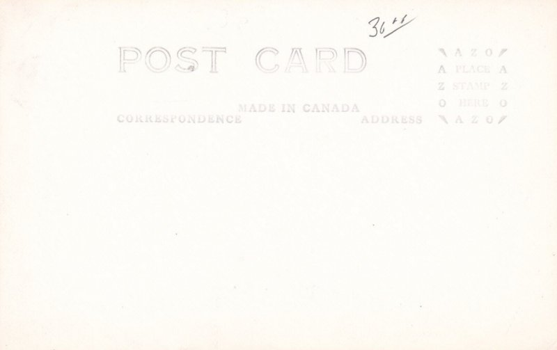 RP: THESSALON , Ontario , Canada , 1910-30s ; Post Office