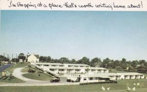 Quality Courts United, Thoroughbred Motor Court, Winchester, Kentucky, 40-60s