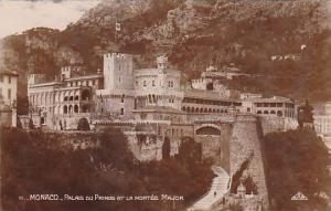 RP; Palais du Prince et la Montee Major, Monaco, 00-10s