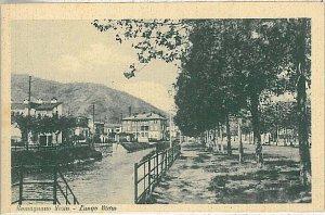 27706  CARTOLINA d'Epoca NOVARA provincia : Romagnano Sesia