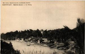 CPA Martinique. Sainte Anne. Le Bourg. MADAGASCAR (625322)