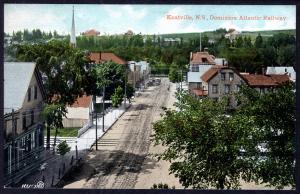 Kentville,Nova Scotia,Canada,Dominion Atlantic Railway