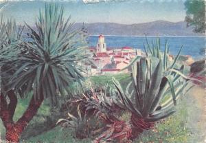 France La Cote d'Azur, St-Tropez Echappee sur la Ville Panorama
