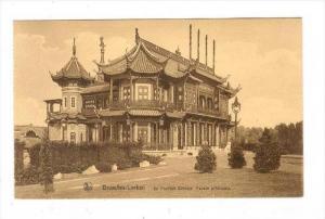 Bruxelles-Laeken , Le Pavillon Chinois, Facade principale, 00-10s